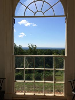 monticello window